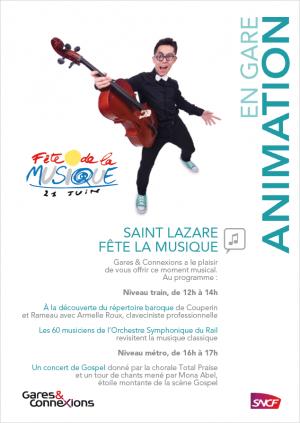 Fête de la musique_affiche_gare_st-lazare