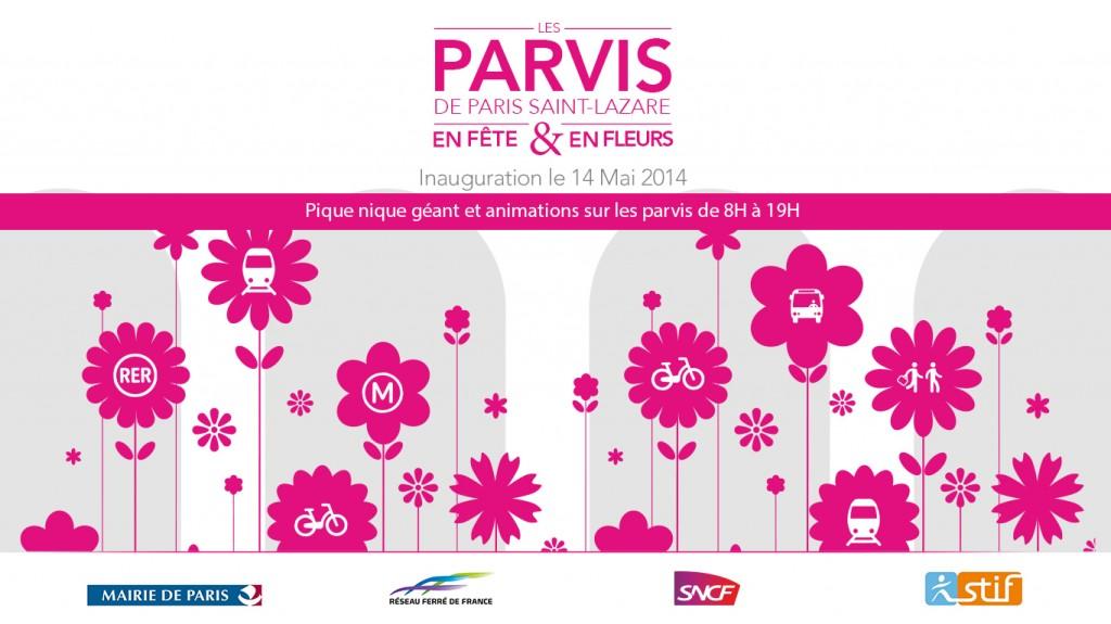 Parvis PSL inauguration 14 mai