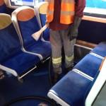 Nettoyage des sièges