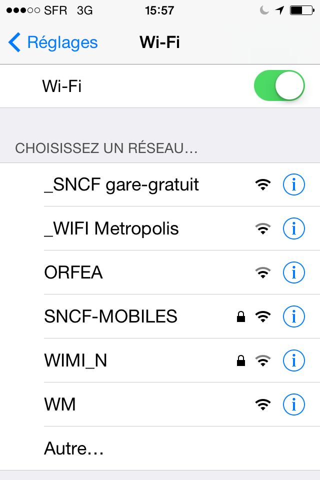 wifi gratuit saint lazare