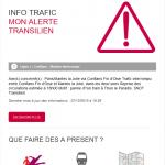 Alerte-Transilien