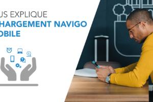 Le rechargement Navigo sur mobile