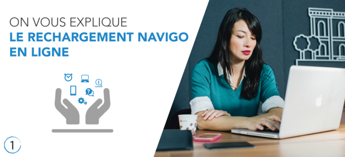le rechargement Navigo en ligne